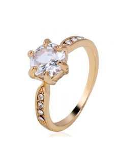 Fashion celebrity diamond ring